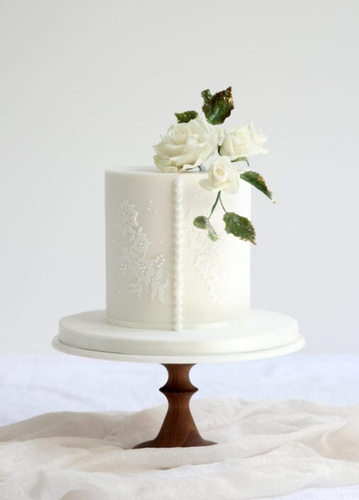 Bride Wedding Cake Cove Cake Design