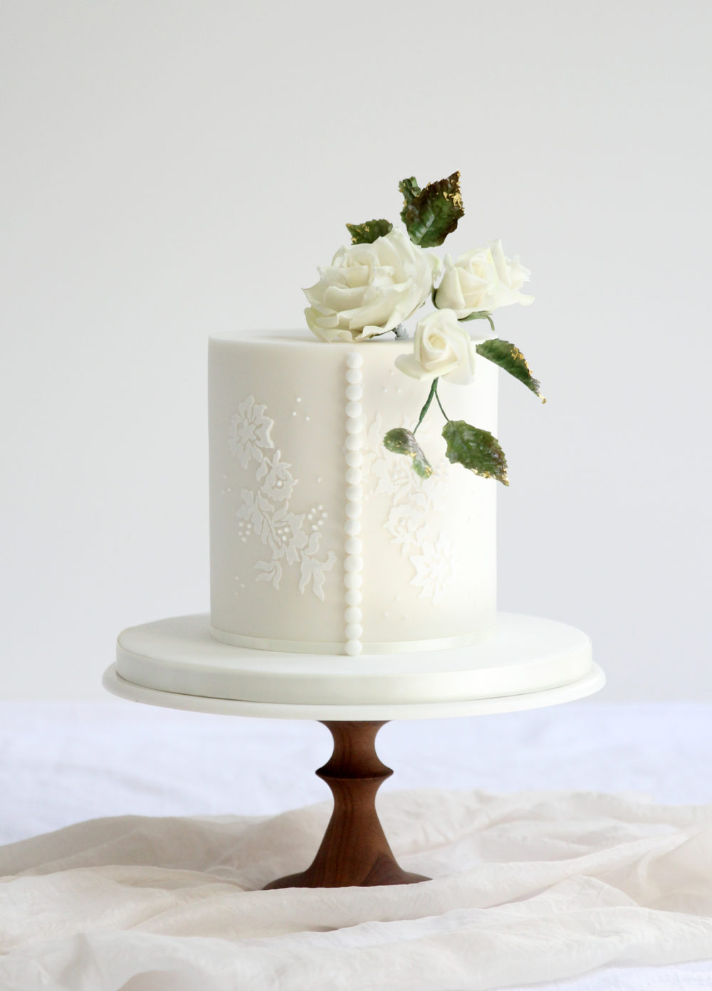 Bride Wedding Cake Cove Cake Design