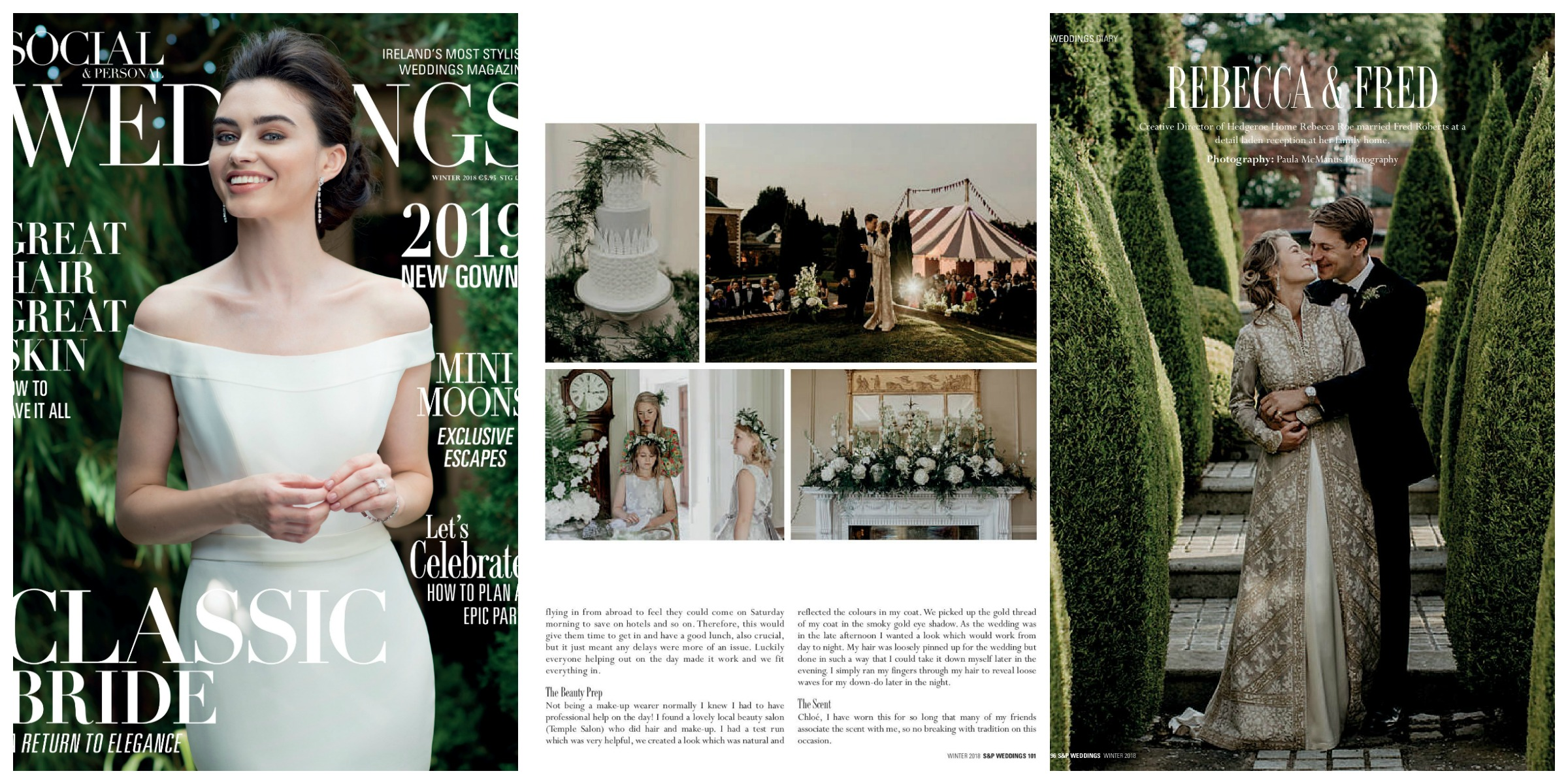 Wedding publication