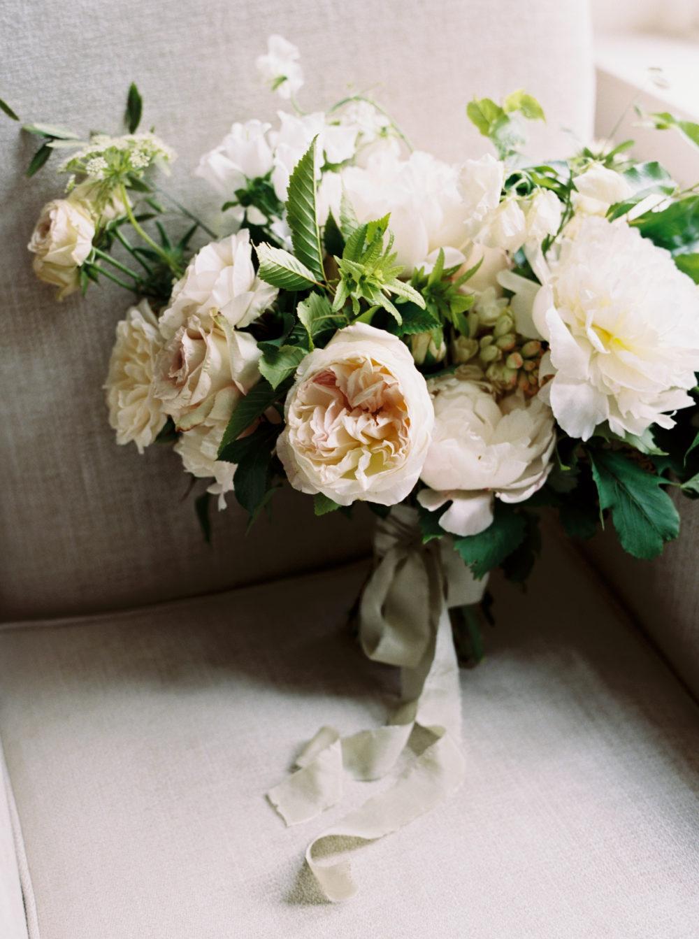 Bridal bouquet Suzanne