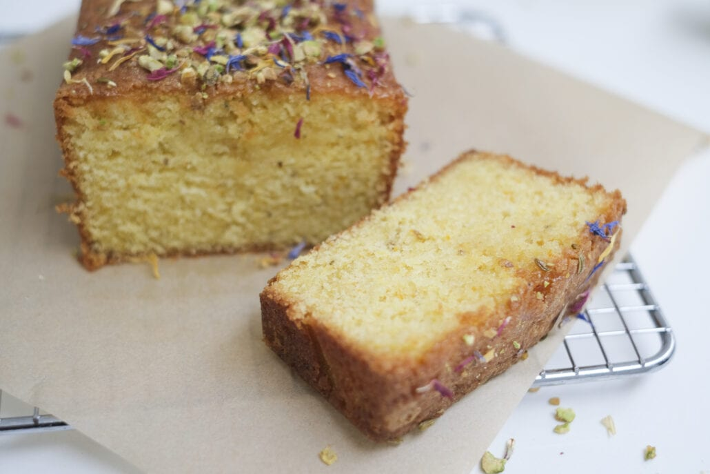 Orange Fennel Honey Loaf Cake Recipe Cove Cake Design