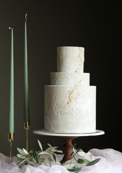 Stone Wedding Cake Cove Cake Design