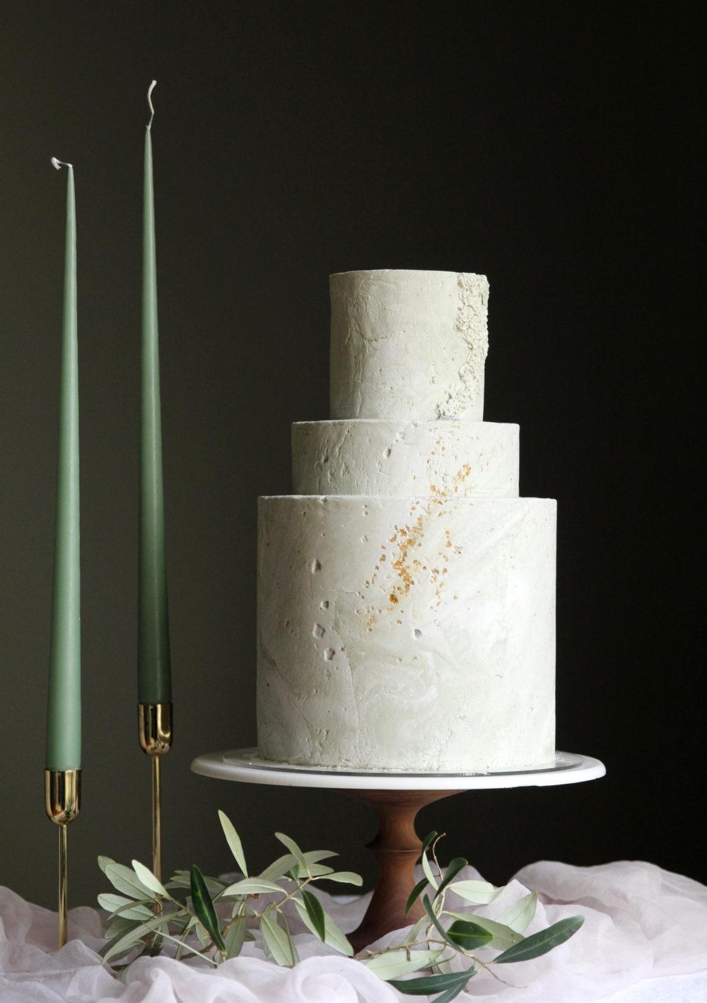 Stone Wedding Cake Cove Cake Design