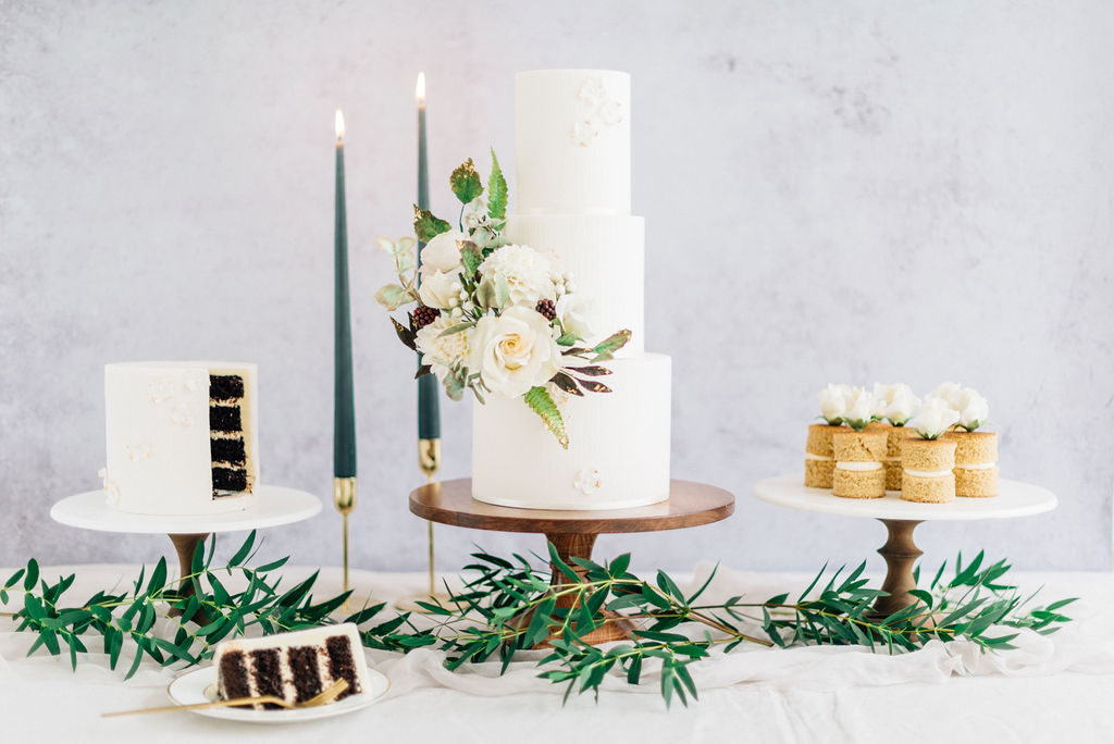 Cove Cake Design wedding cakes