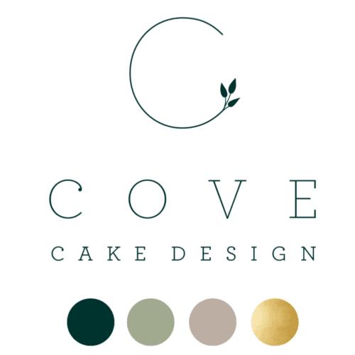 Cove Cake Design brand refresh logo