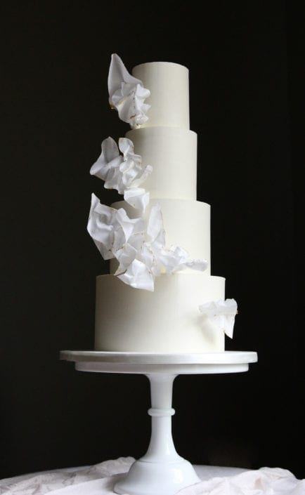 Ethereal Wedding Cake Cove Cake Design