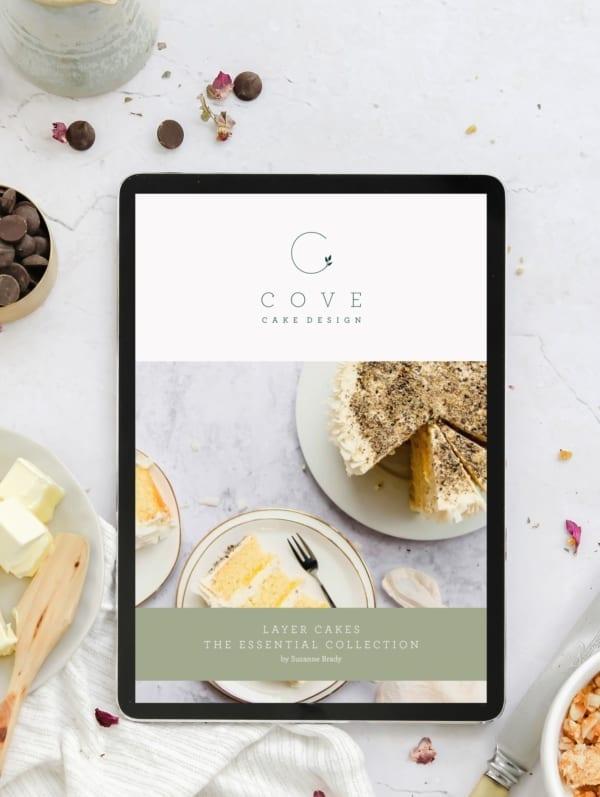 Layer Cakes Recipe eBook