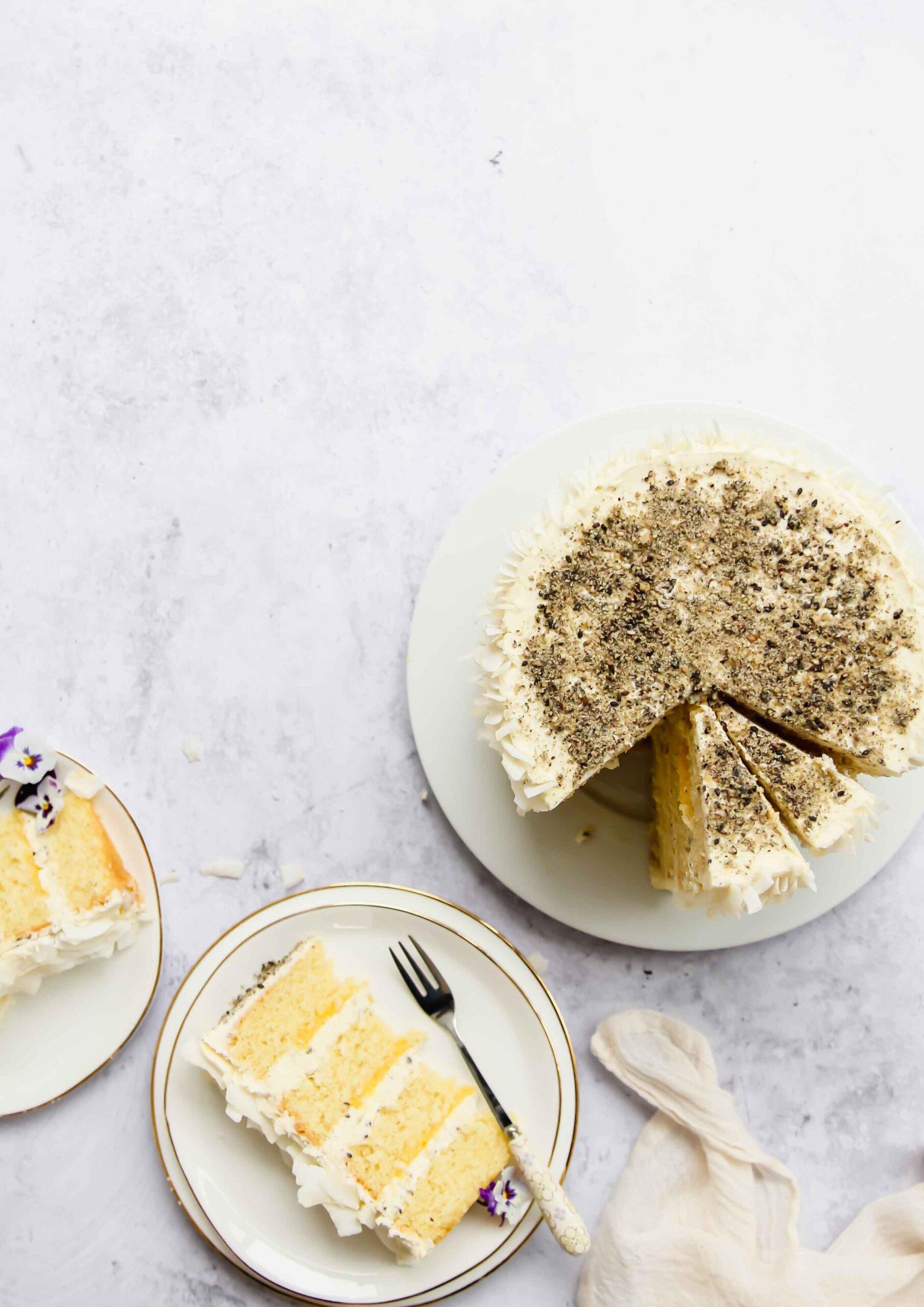 cake recipe ebook cover