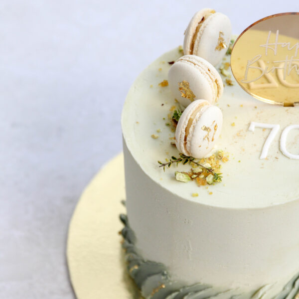 Buttecream Texture Cake