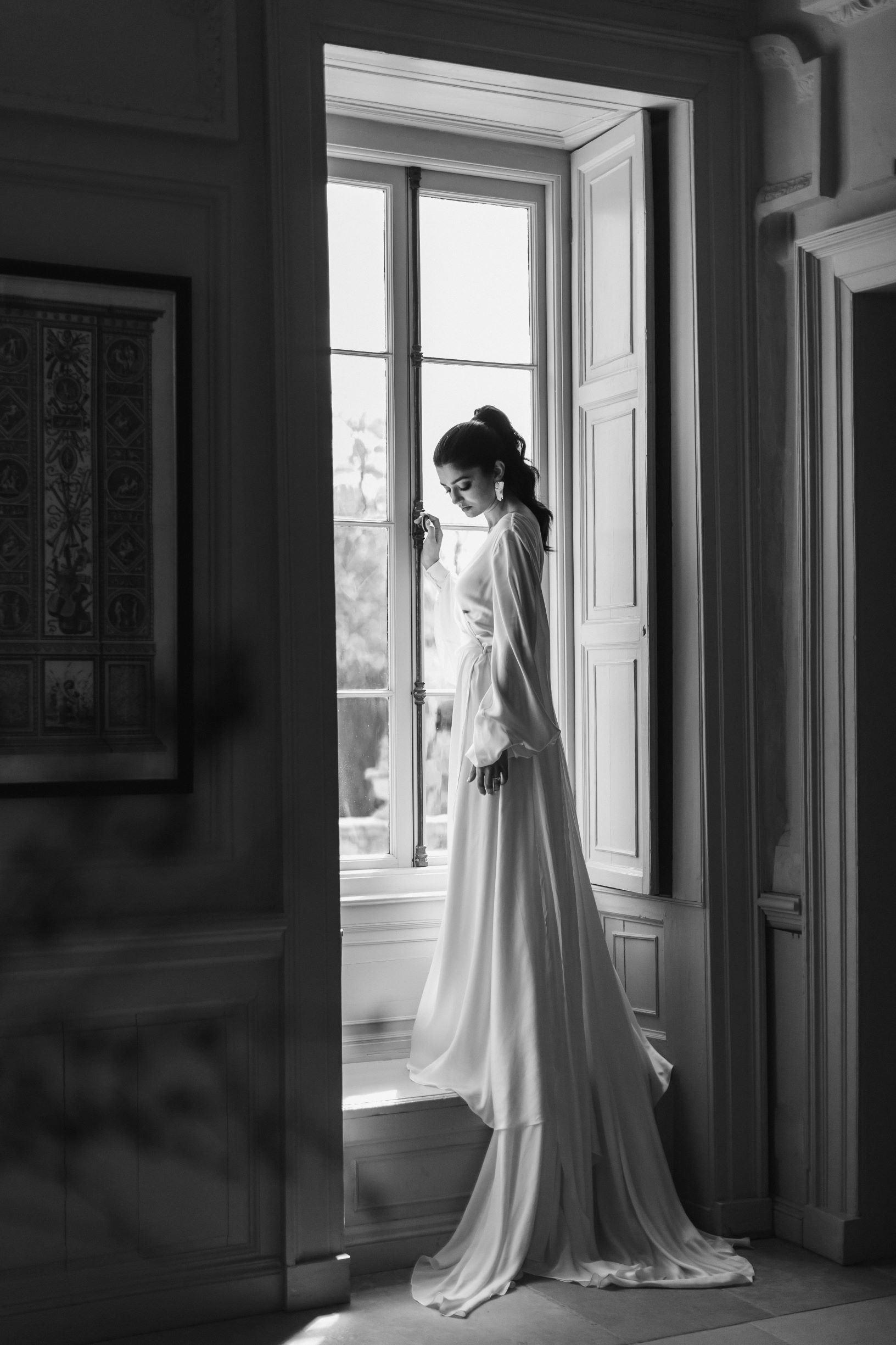 Modern Minimalism Bridal Inspiration
