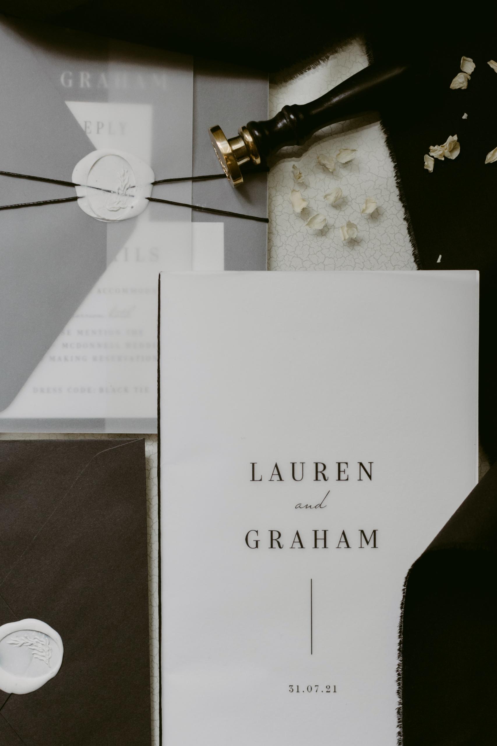Lauren and Graham