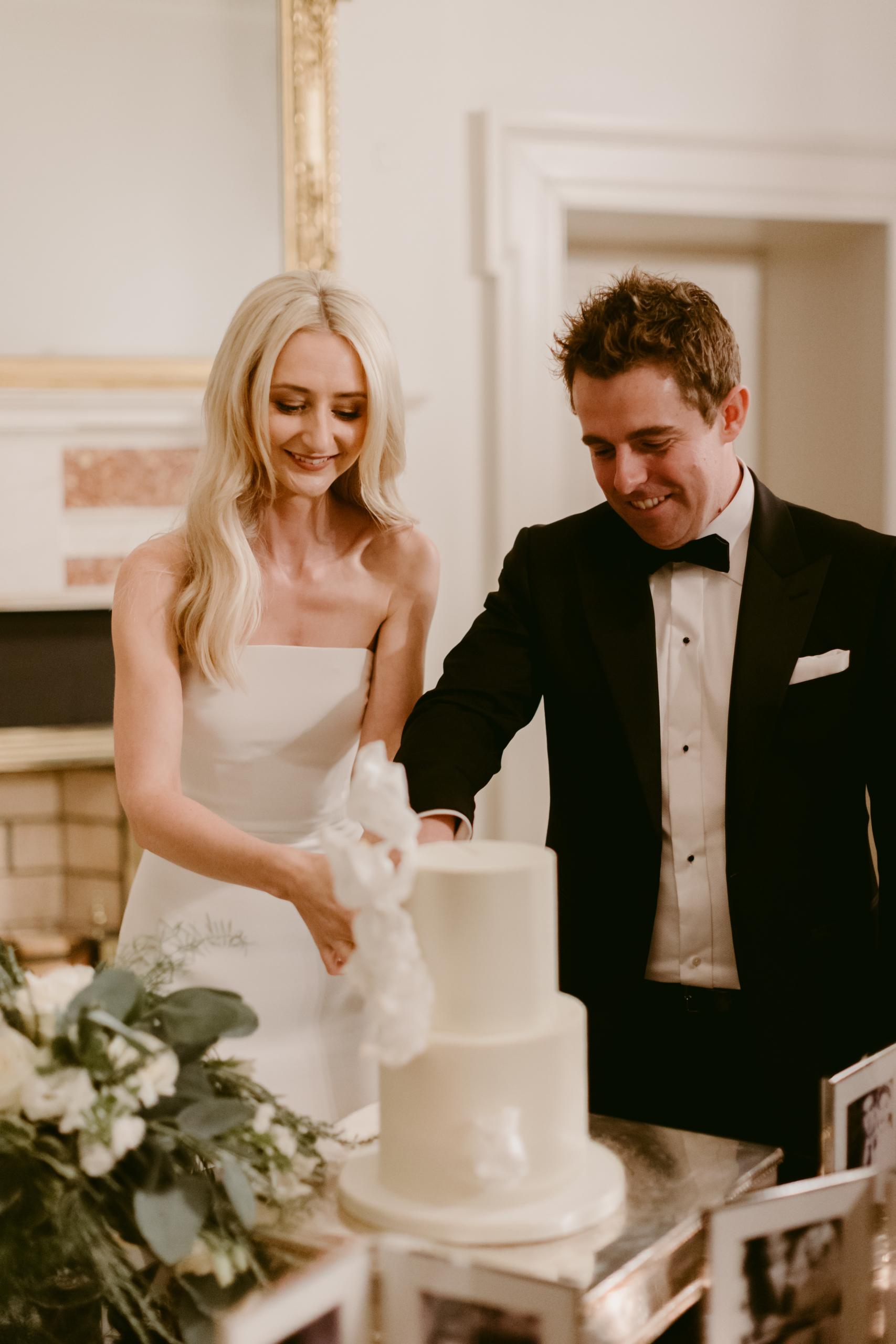 Lauren and Graham Wedding