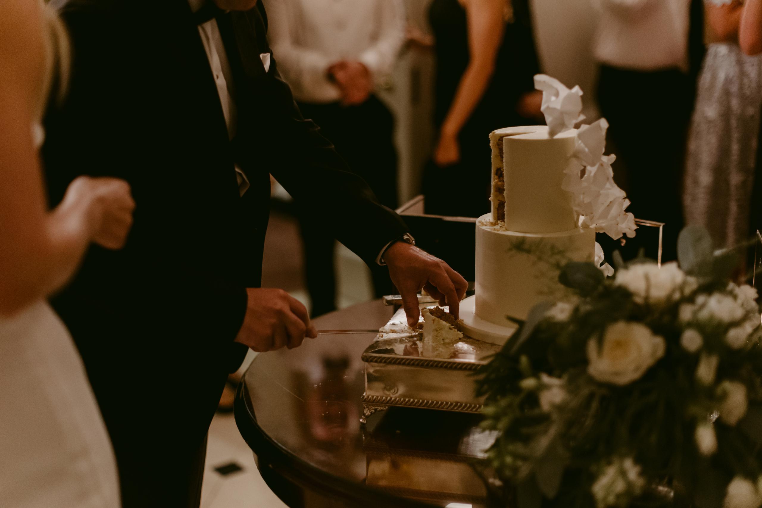 Lauren and Graham Real Wedding